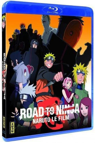 Naruto Shippuden-Le Film : Road to Ninja [Blu-Ray]