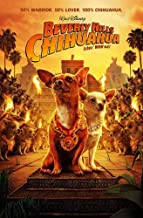 Beverly Hills Chihuahua Movie Poster (27 x 40 Inches - 69cm x 102cm) (2008) Style E -(Drew Barrymore)(Salma Hayek)(Jamie Lee Curtis)(Piper Perabo)(Edward James Olmos)(Andy Garcia)