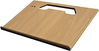 "Wheeldesk Contractor Size (23 1/2"" x 16 1/2"") C-Desk Works Best in Larger Vehicles - Very Big Writing Surface - Mobile Off..."