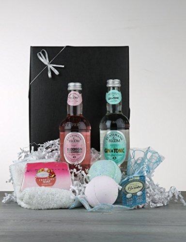 Bath Time Gin Gift Box