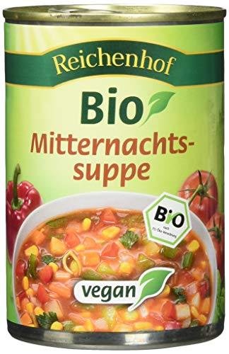 Reichenhof Bio Mitternachtssuppe vegan, 6er Pack (6 x 400 g)