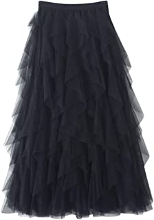 49dab4ef7 Amazon.es: falda de tul larga: Ropa