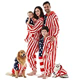 Matching Pajamas for Family, Christmas Outfits Long Sleeve One-piece Home Wear Onesies PJs for Men, Women, Kids and Babies