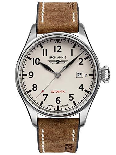 IRON ANNIE Herren-Armbanduhr Flight Control Automatik 5162-3