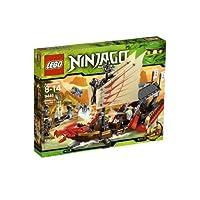 輸入レゴニンジャゴー LEGO Ninjago Destiny's Bounty 9446 [並行輸入品]