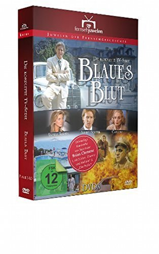 Die komplette Serie (4 DVDs)