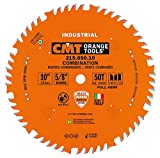 CMT 215.050.10 Industrial Combination Blade, 10-Inch x 50 Teeth 4ATB+1TCG Grind with...