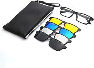 Magnetic Glasses 4 lenses in 1