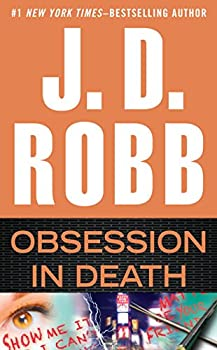 Paperback Obsession in Death [Large Print] Book