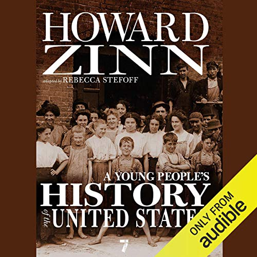 A Young People's History of the United States Titelbild