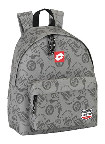 Dohe Lotto Mochila Escolar, 40 cm, Multicolor