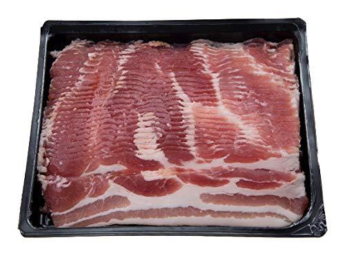 Kreutzers | Bacon geschnitten frischer Speck in Scheiben geschnitten | 500g
