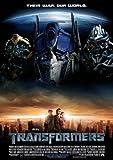 Transformers Movie Poster (27 x 40 Inches - 69cm x 102cm) (2007) Swedish -(Josh Duhamel)(Shia LaBeouf)(Michael Clarke Duncan)(Kevin Dunn)(Megan Fox)(Tyrese Gibson)
