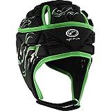 Optimum Inferno Protège-tête de Protection Unisexe Noir/Vert Taille S