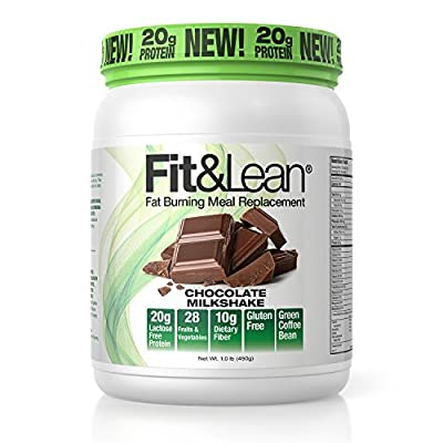 Fit & Lean Meal Replacement/Pudding Mix