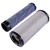 Dasing P821575 & P822858 - Juego de filtros de aire para fil