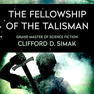 The Fellowship of the Talisman cover art