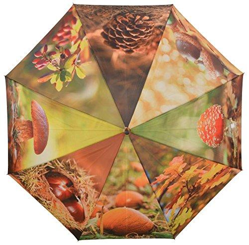 Esschert Design tp208Regenschirm Herbst