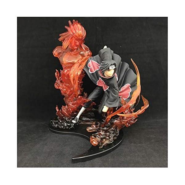 Uchiha Itachi -Susanoo- Kizuna Relation Naruto Statue - High 21CM 2