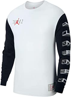 Nike Jordan Legacy Aj11 Long-Sleeve Coloblack T-Shirt Cu1072-100