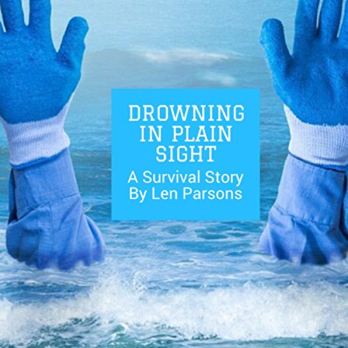 Drowning in Plain Sight audiobook cover art