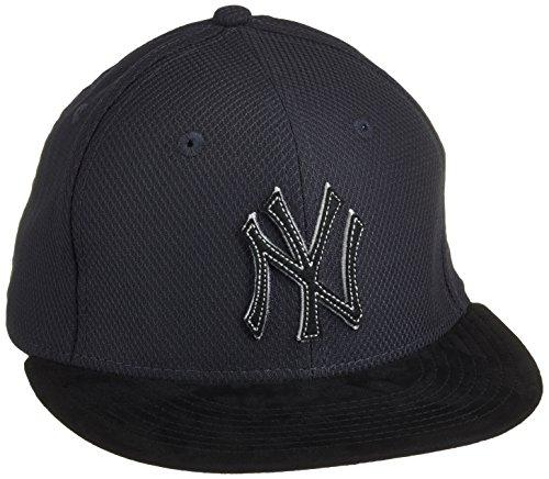 New Era Cap Diamond Suede York Yankees Gorra, Unisex,...