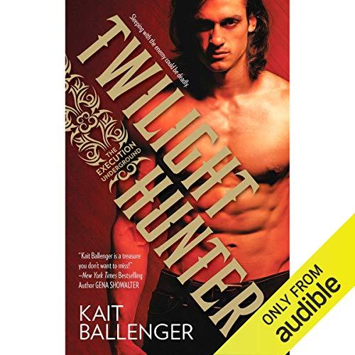 Twilight Hunter audiobook cover art