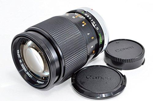 CANON FD 135mm F/2.5 S.C. MF Zoom Lens(S/N:64435)#47275