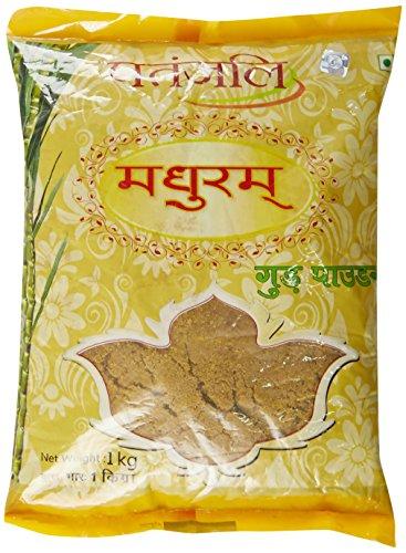 Patanjali Madhuram Jaggery Powder, 1kg