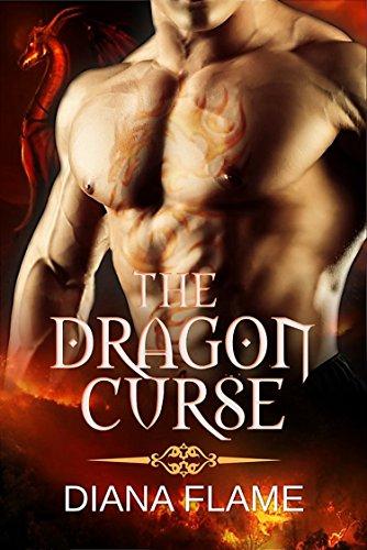 Book: The Dragon Curse - A Dragon Shifter Paranormal Romance by C.D. Samuda