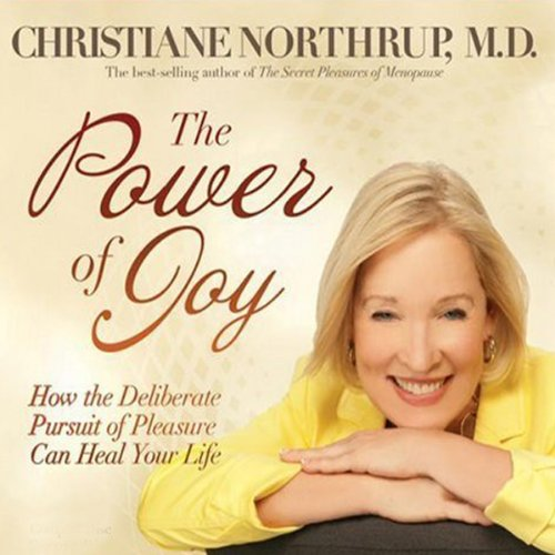The Power of Joy audiobook cover art