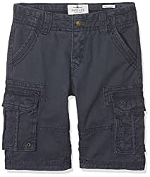 Fat Face Boys Tenby Cargo Shorts, Blue