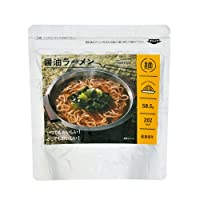 イザメシ 麺 醤油ラーメン