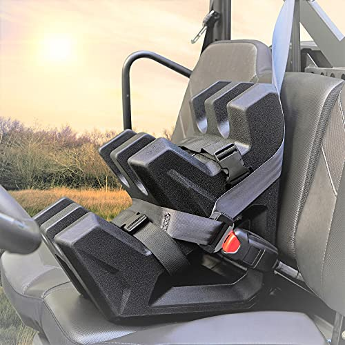 UTV Ranger Gun Holder, kemimoto Anti-Scratch Shock Resistant...