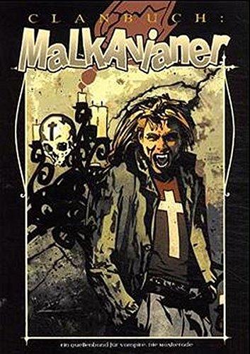Clanbuch: Malkavianer Version 99