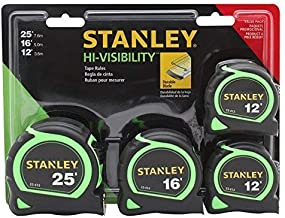 Best stanley high visibility tape measure Reviews