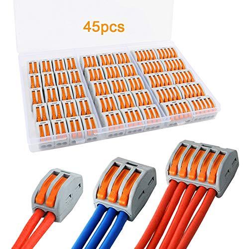 FULARR® 45Pcs Premium PCT-212/213 / 215 Resorte...