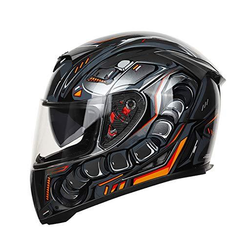 Casco De Moto Custom Homologado  marca GAOZHE
