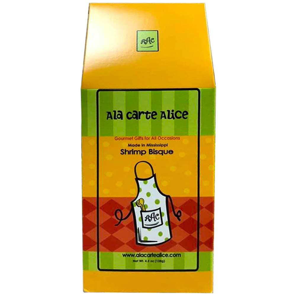 Ala Carte Alice Shrimp Bisque Finally popular brand Soup Sacramento Mall Mix 4.5 Ounce