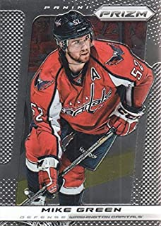 2013-14 Panini Prizm Hockey #107 Mike Green Washington Capitals