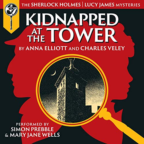 Kidnapped at the Tower cover art