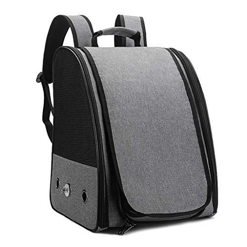 Transporttasche für Vögel, atmungsaktiv, für große und kleine Vögel, ideal für Papageien