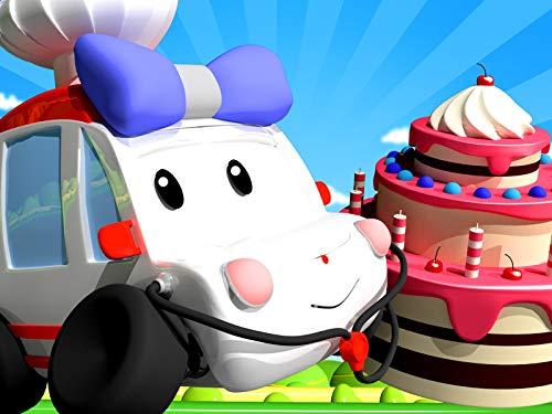 Lasst uns einen Kuchen backen / Explosion im Bällebad / Die Höhle / Matt's Geburtstag