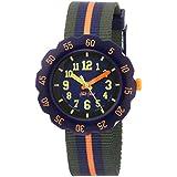 [フリック フラック] キッズ腕時計 オレンジ・ライン FPSP021 ボーイズ 正規輸入品