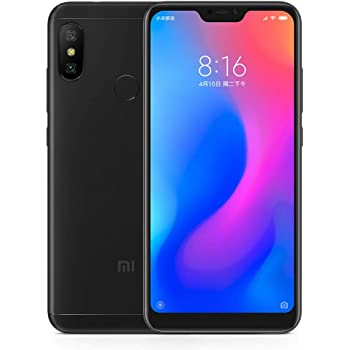 Xiaomi Mi A2 Lite 3GB RAM 32GB Dual SIM Smartphone Black Version Global