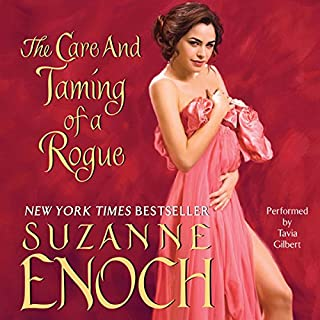 The Care and Taming of a Rogue audiobook cover art