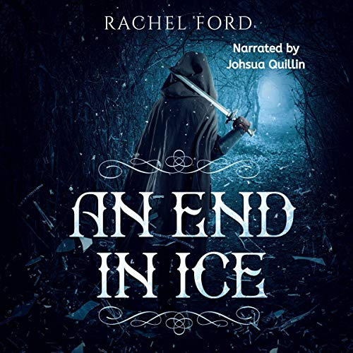 An End in Ice audiobook cover art