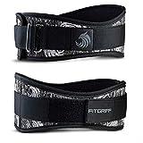 Fitgriff® Cinturon Lumbar Gimnasio V2 - Cinturón de Powerlifting, Gym, Lastre...