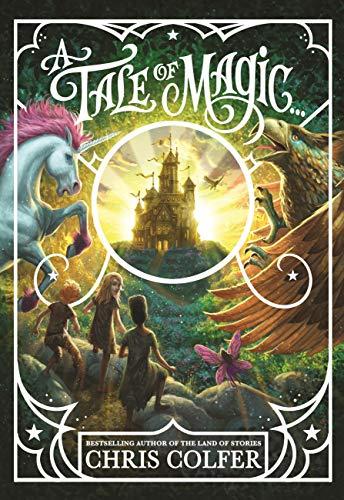 A Tale of Magic: A Tale of Magic... (English Edition) eBook ...