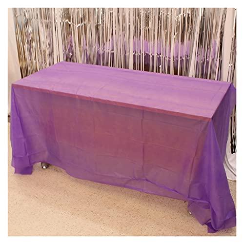 Jjwlkeji Vajilla De Fiesta Starry Sky Purple Series Fiesta Suministros de Partido Vajilla Decoración de cumpleaños para niños Broncy Party Baby Shower (Color : Dark Gray)